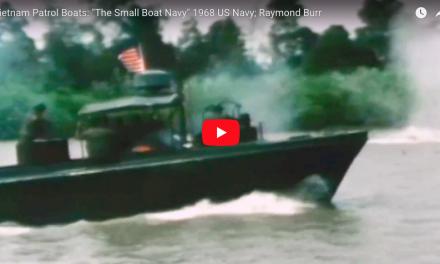 US Navy Vietnam Patrol Boats