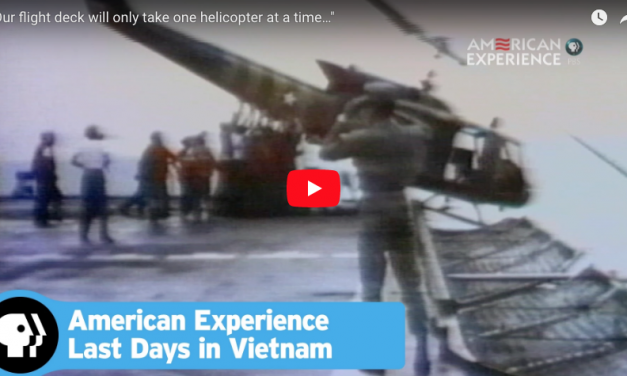 Why the U.S. Military Pushed Helicopters Overboard in the Vietnam War