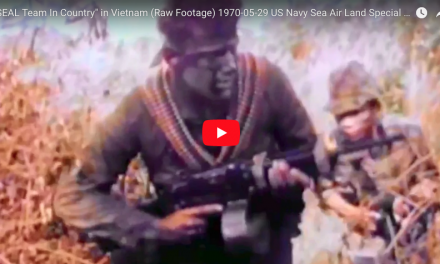 SEAL Team In Country – Vietnam (Raw Footage)