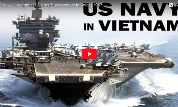 US Navy in Vietnam | Documentary in Color 1967