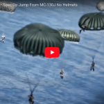 U.S. Navy SEAL Team – Special Ops Jump No Helmets!