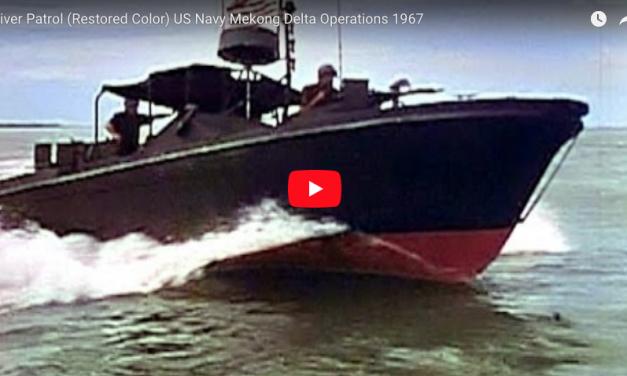 River Patrol – US Navy Mekong Delta Operations 1967