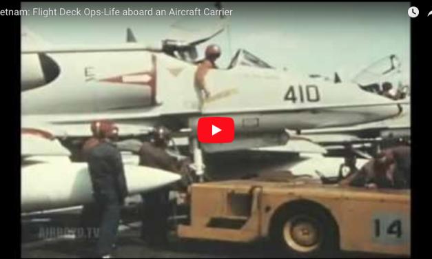 Vietnam: Flight Deck Ops-Life aboard an Aircraft Carrier