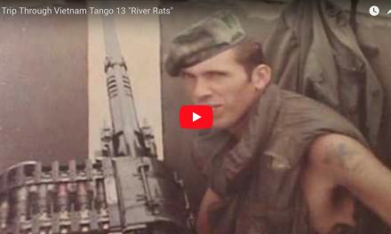 "A Trip Through Vietnam Tango 13 ""River Rats"""