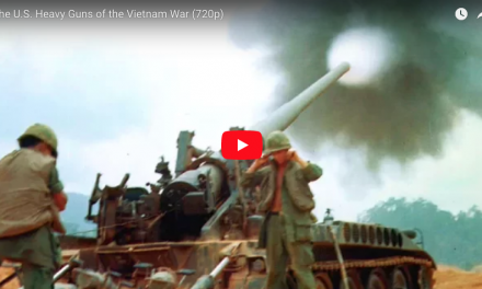 The U.S. Heavy Guns of the Vietnam War