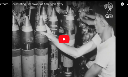 Vietnam – Devastating Firepower of the American Navy