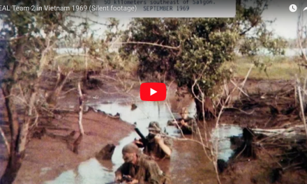 SEAL Team 2 in Vietnam 1969 (Silent footage)