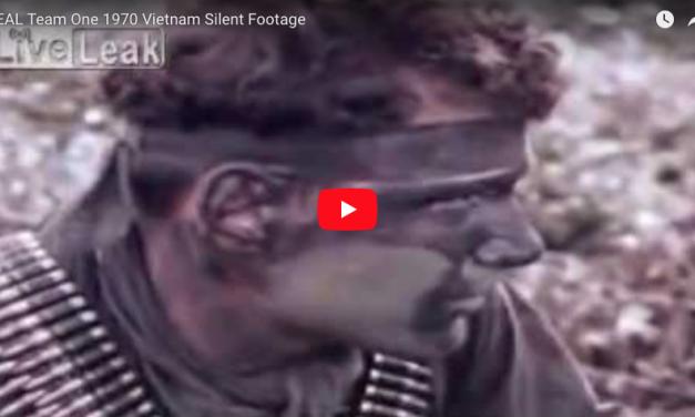 SEAL Team One 1970 Vietnam Silent Footage