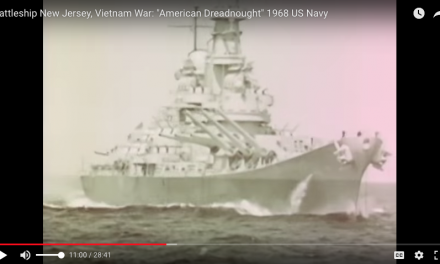"Battleship New Jersey in Vietnam ""American Dreadnought"""