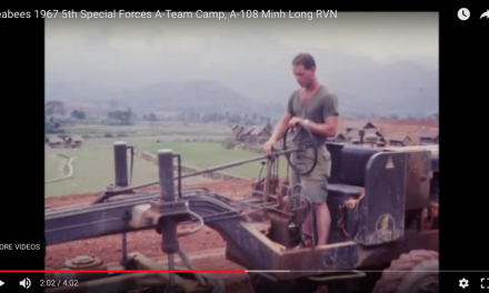 Seabees, 5th Special Forces A-Team Camp, Minh Long