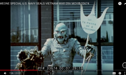 Someone Special US Navy SEALs Vietnam Era Footage