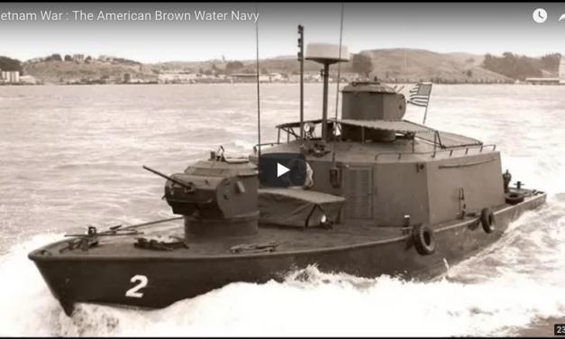 The American Brown Water Navy – Vietnam