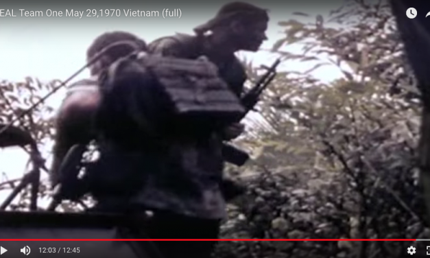 SEAL Team One May 29,1970 Vietnam (full)