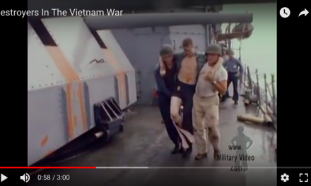 Destroyers In The Vietnam War