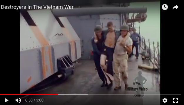 Destroyers In The Vietnam War