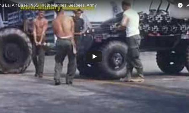 Chu Lai Air Base 1965-1968: Seabees, Army & Marines