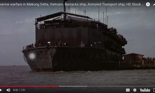 Riverine warfare in Mekong Delta, Vietnam