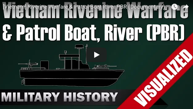 Riverine Warfare & Patrol Boat River PBR (Vietnam Documentary)