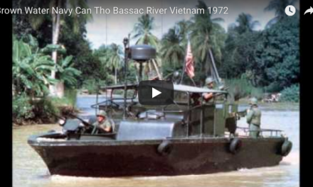 Brown Water Navy Can Tho Bassac River Vietnam