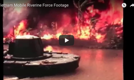 Vietnam Mobile Riverine Force Footage