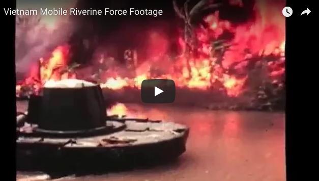 Vietnam Mobile Riverine Force Footage