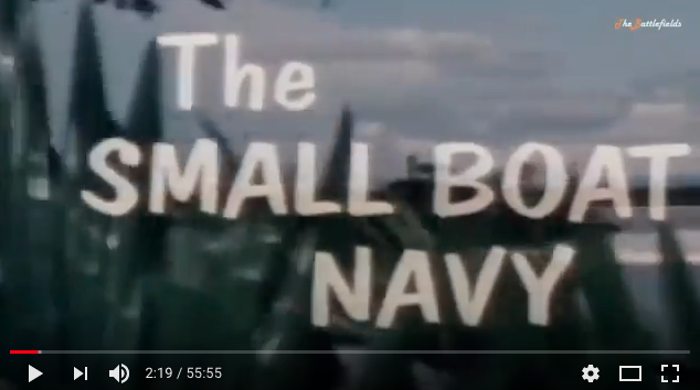 The Small Boat Navy Vietnam War