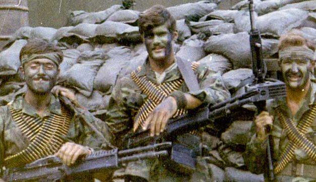 Vietnam Era Navy SEALs Talking About Their Experiences
